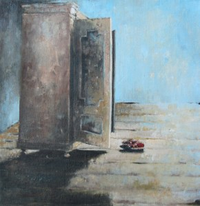 The spare room - 44.5cm x 45.5cm