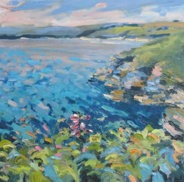 From Nare head - 40cm x 40cm